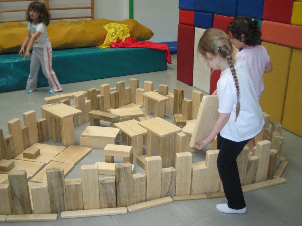 Udine – Corso di completamento della Formazione in Psicomotricità Educativa e Preventiva