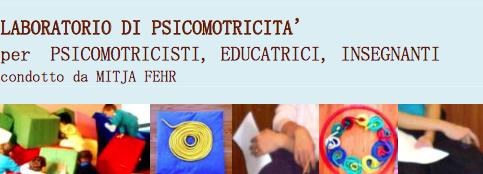 Laboratori di psicomotricità