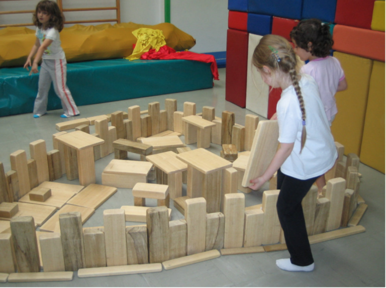 Percorso di aggiornamento e sensibilizzazione alla Psicomotricità in ambito pedagogico educativo