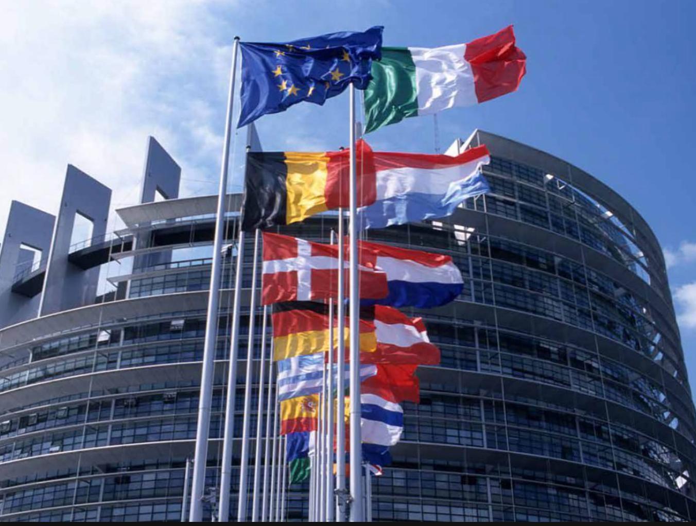 CON IL CoLAP AL PARLAMENTO EUROPEO