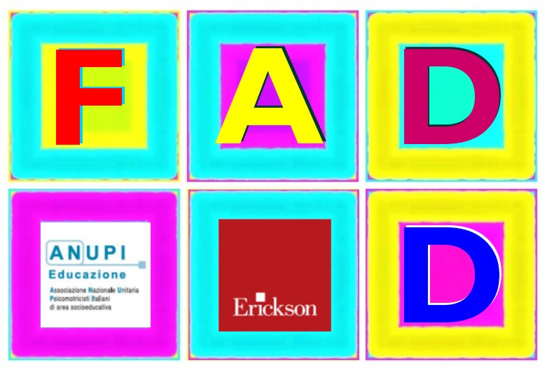 Inizia la collaborazione di ANUPI Educazione con il Centro Studi ERICKSON nel campo della FORMAZIONE